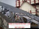 Project Borong Bangunan dan Atap Baja Ringan Kos ISI Solo