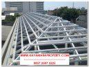 Melayani Jasa Konstruksi Atap Baja Ringan Murah Bagus