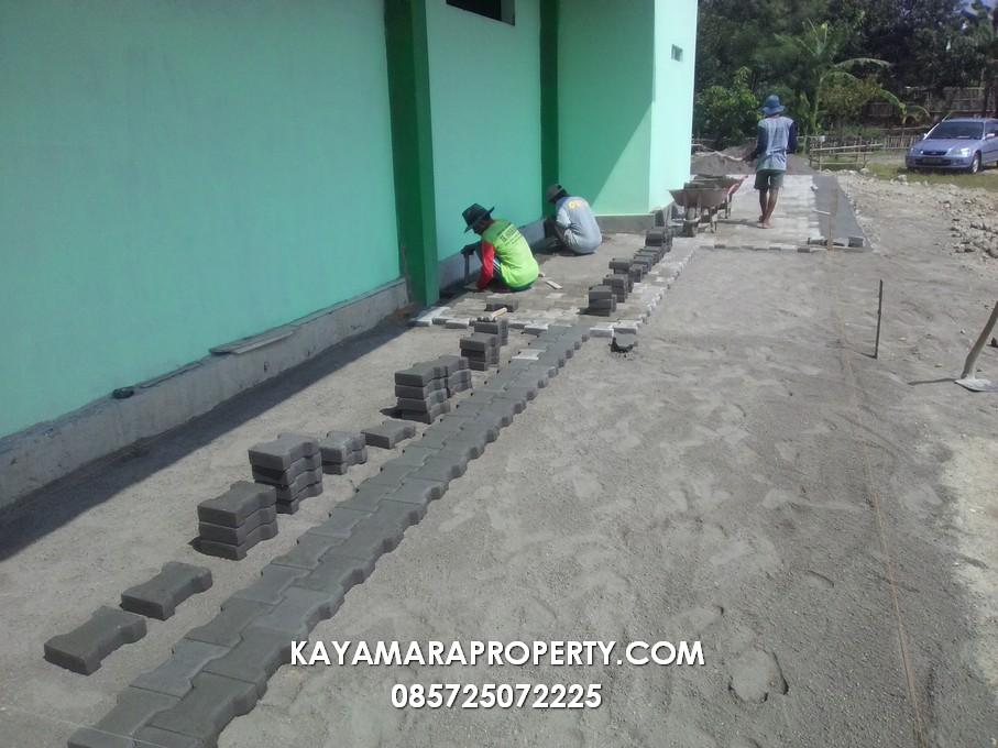 pekerjaan Pemborong Paving