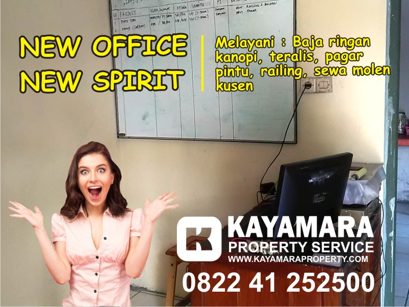 New office kayamara proeprty