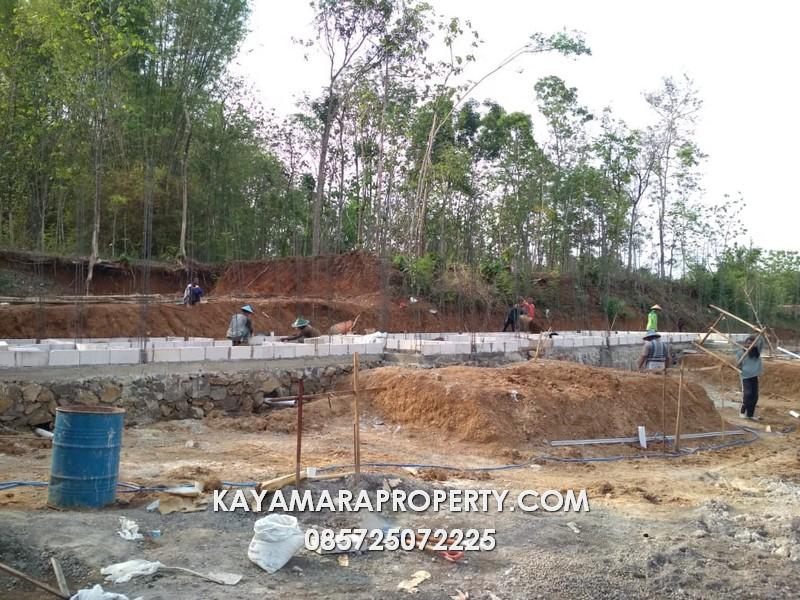 Borongan 003 fondasi