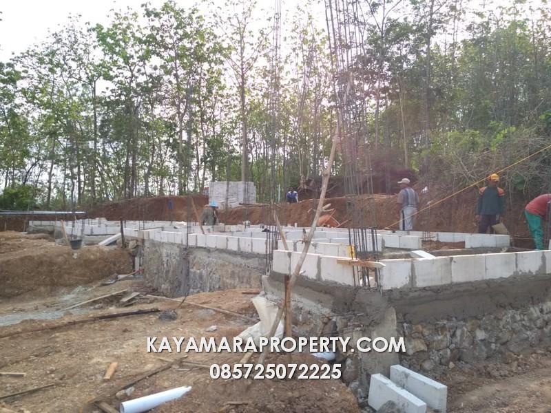 Borongan 004 tembok