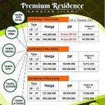 fasilitas premium residence