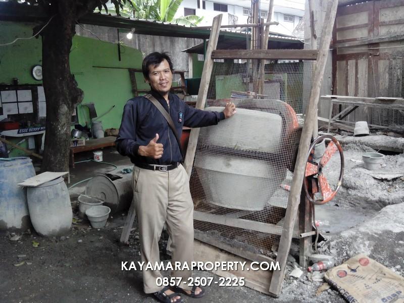 11 molen siap tempur