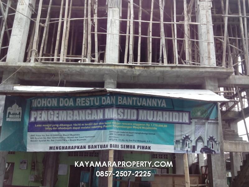 13 masjid palur
