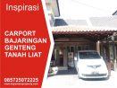 Proyek Pembuatan Carport Tirtamaya Solo
