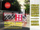 Paket portal anti maling dan corona