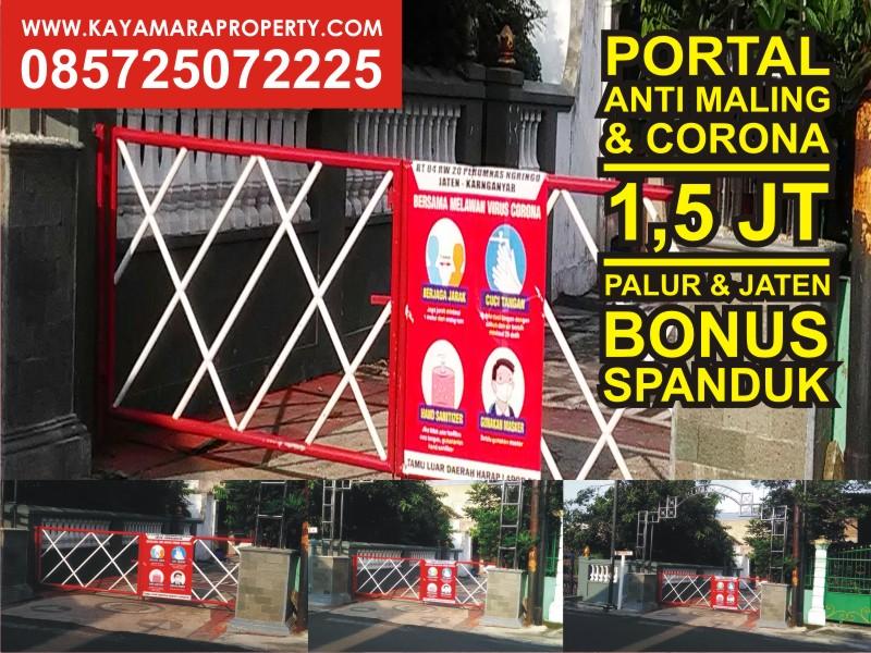diskon portal murah