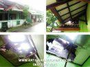 Rehap atap baja ringan rumah di perum jati jaten karanganyar