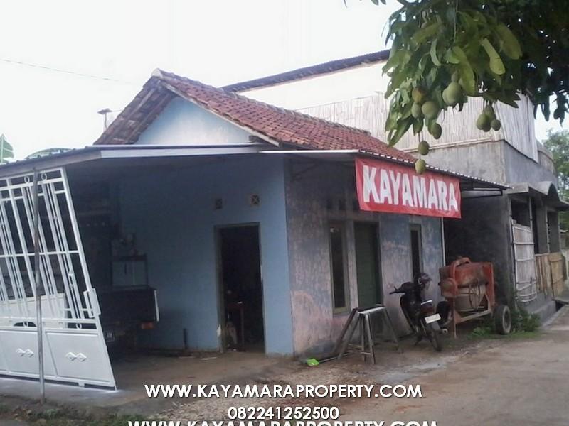 Gerbang 013 Rumah Cemara 2 Solo