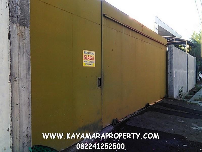 Pintu gerbang besi palur 008