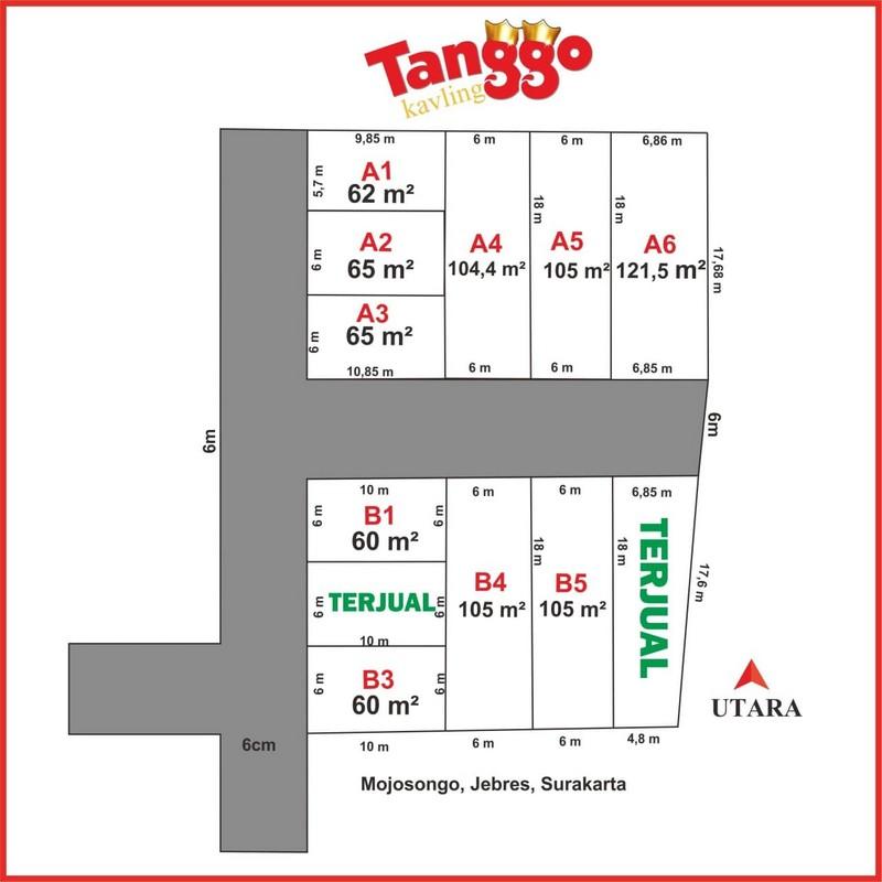 Kavling tanggo mojosongo 05