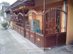 Kpro 0004 pintu pagar