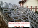 Bengkel atap baja ringan perumahan griya adi karanganyar